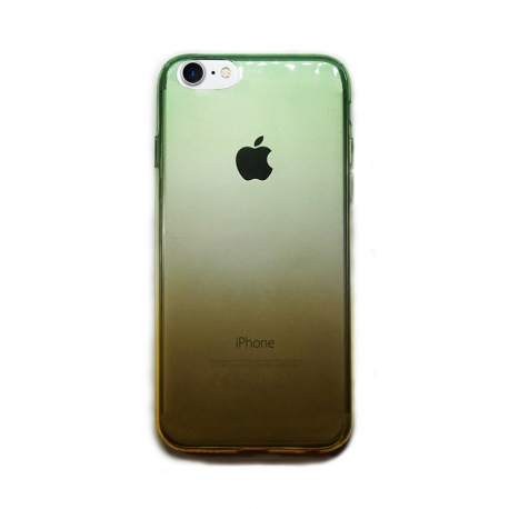 Ombre green/yellow